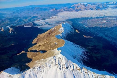 montgolfière lac de serre ponçon