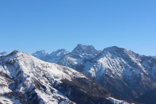 Vols Hivernaux dans le Champsaur Hautes Alpes