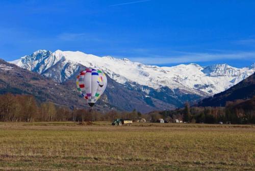 Montgolfière ULM Champsaur
