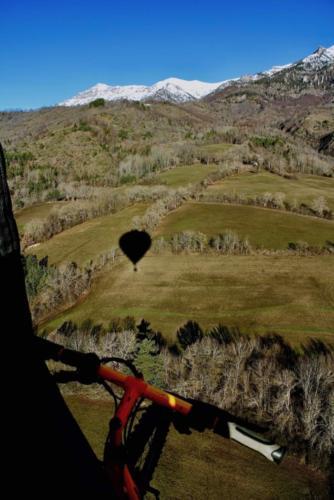 Ombre ballon