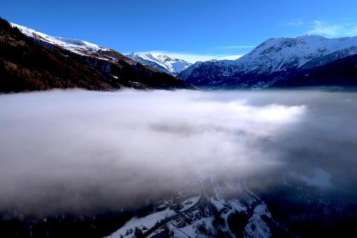 Mer de nuage 2