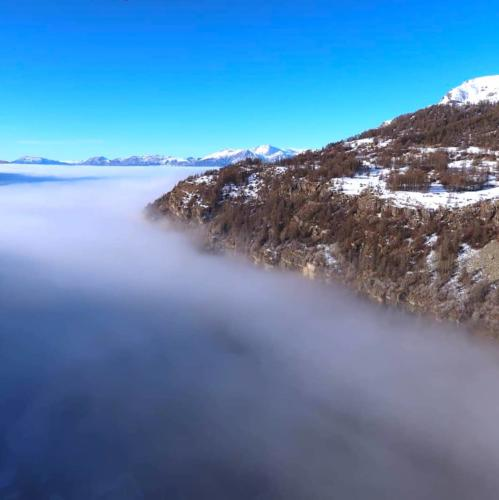 Mer de nuage 3