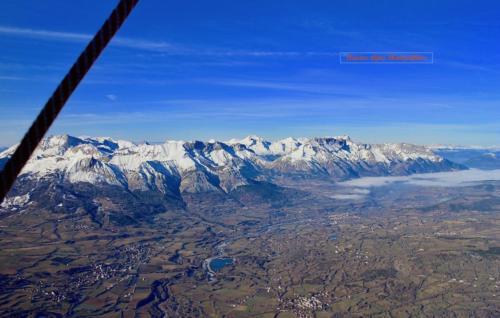 Top 10 des raisons de voler avec Hautes Alpes Montgolfière